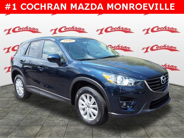 Pre Owned 2016 Mazda Cx 5 Touring 4d Sport Utility In Monroeville